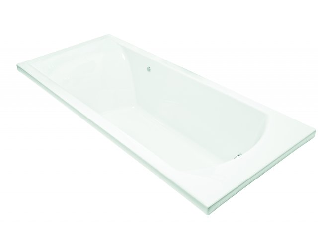 Ove Rectangular Drop-In BubbleMassage Bath
