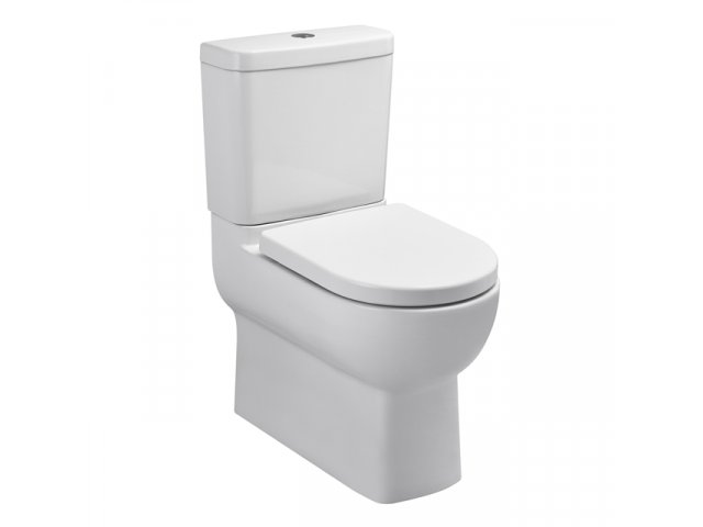 Reach Back-to-Wall Toilet Suite
