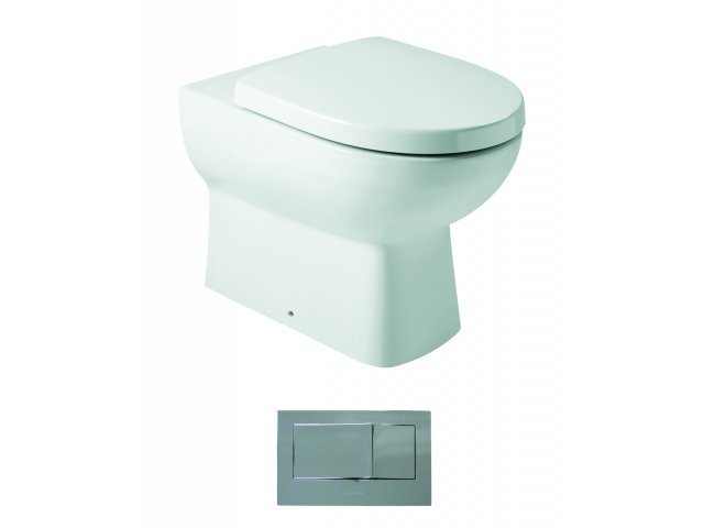 Panache Wall Faced Toilet