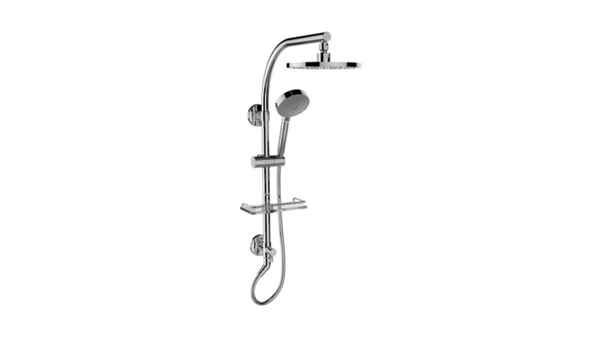 Hydrorail Rain Shower Metal Premium By Kohler Eboss