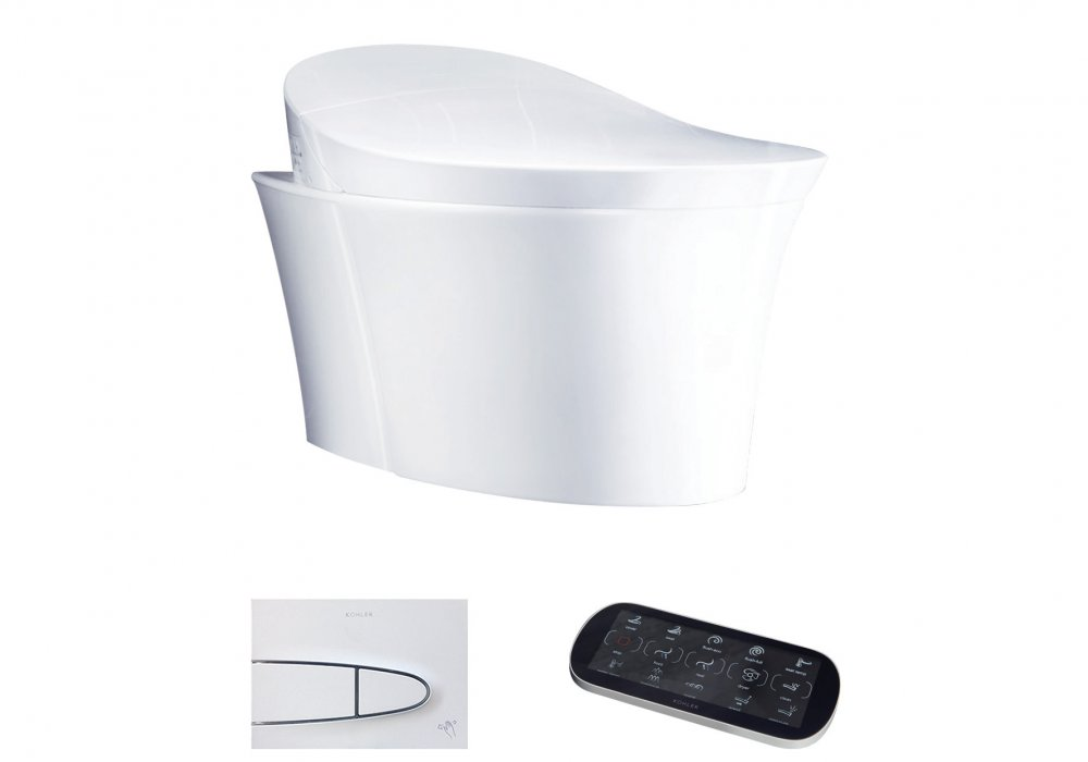 Veil Integrated Toilet