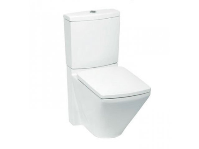 Escale Toilet Suite Back-to-Wall