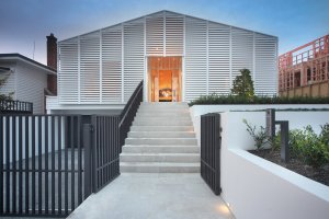 Operable Horizontal Louvres