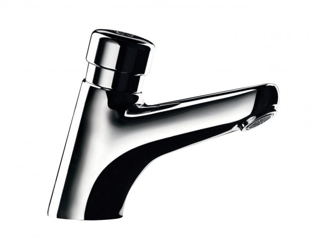 Delabie Temposoft and Tempostop Basin Taps