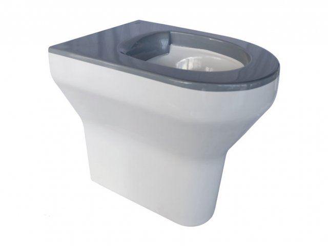 Franke High Security Accessible Toilet — DV-VR01-011