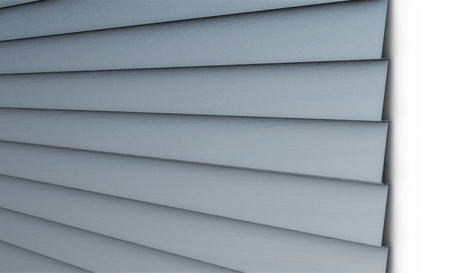 Bevelback Weatherboard Wall Cladding System by Metalcraft