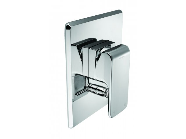 Kiri Shower Mixer with Divertor