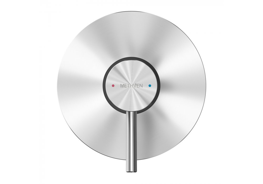 Turoa Shower Mixer with Large Face Plate
