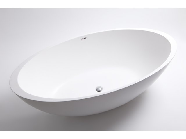 Mojo Baths Oval Bath 1800