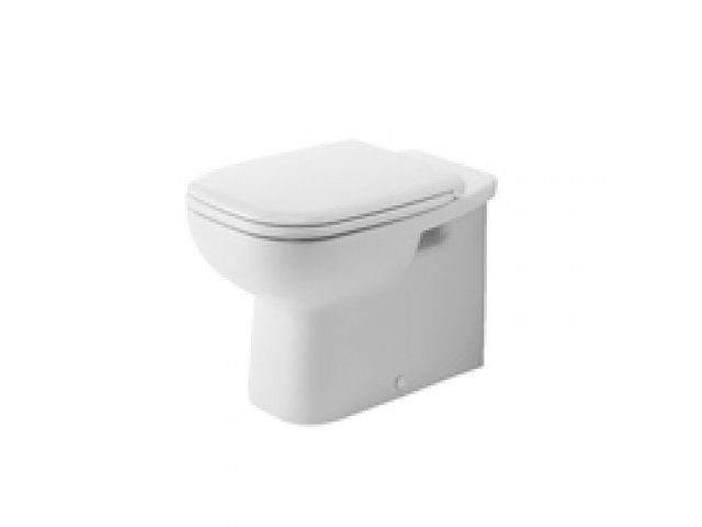 D-Code Back to Wall Toilet for Inwall Cistern
