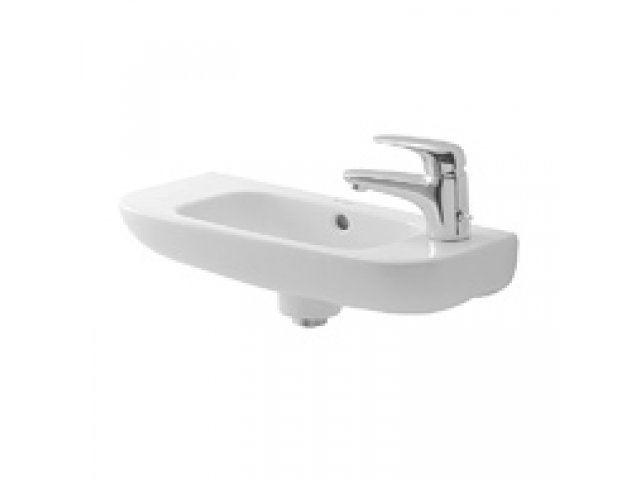 D-Code Handrinse Basin Right Taphole