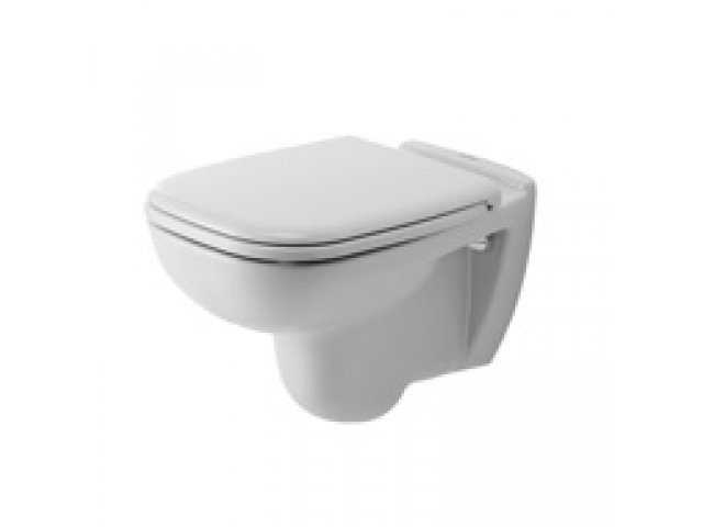 D-Code Toilet Pan Wall Mounted