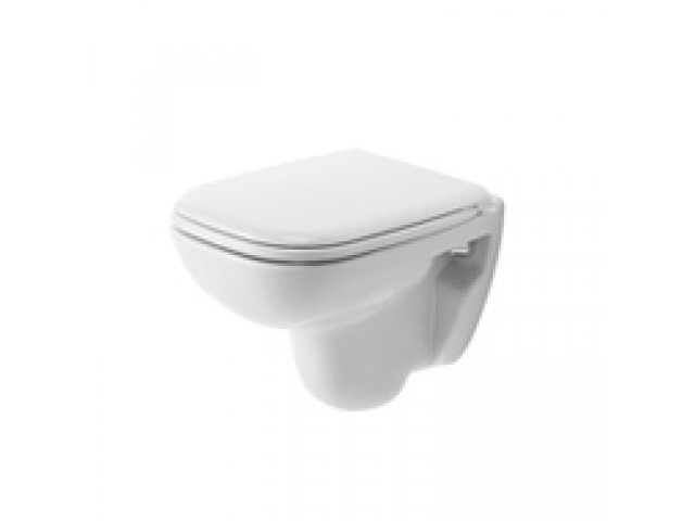 D-Code Compact Toilet Pan Wall Mounted