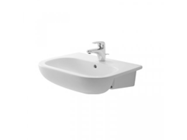 D-Code Semi-Recessed Basin
