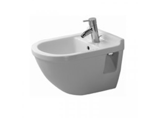 Starck 3 Bidet Wall Mounted