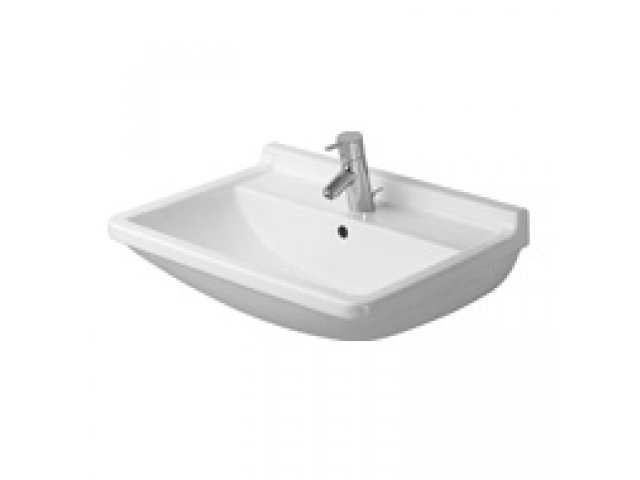 Starck 3 Washbasin (550mm)