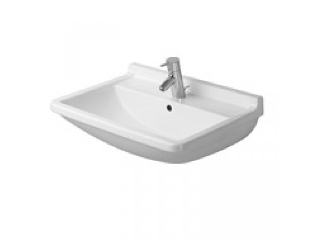 Starck 3 Washbasin (600mm)