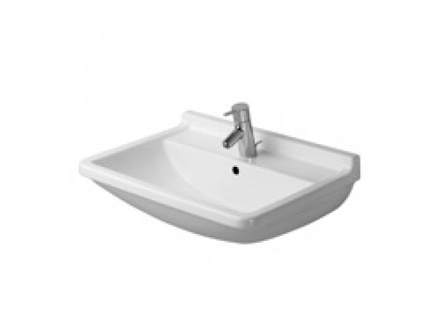 Starck 3 Washbasin (650mm)