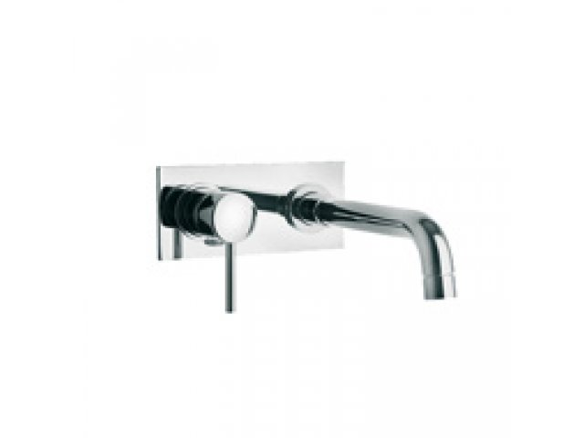 Cox Wall-Mounted Mixer (200-230mm)