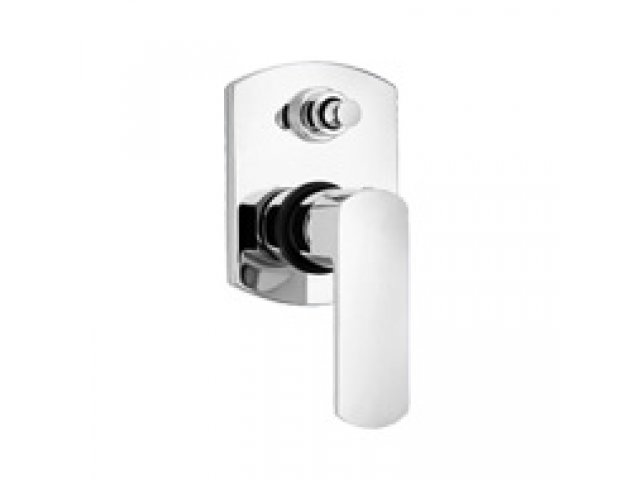 Ovo Shower Mixer with Diverter