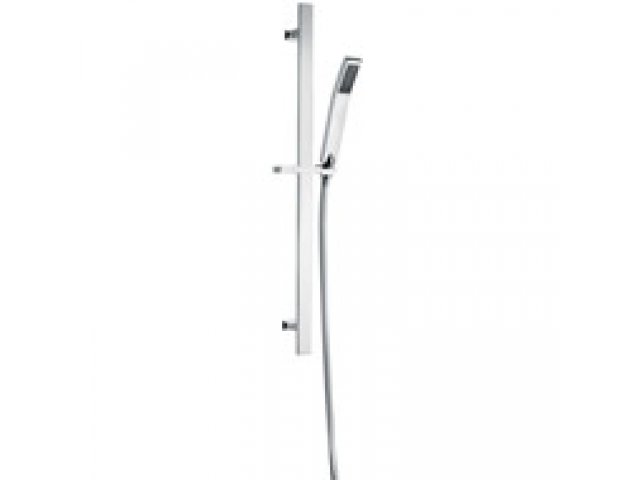 Showers Slide Set With Rectangular Handspray