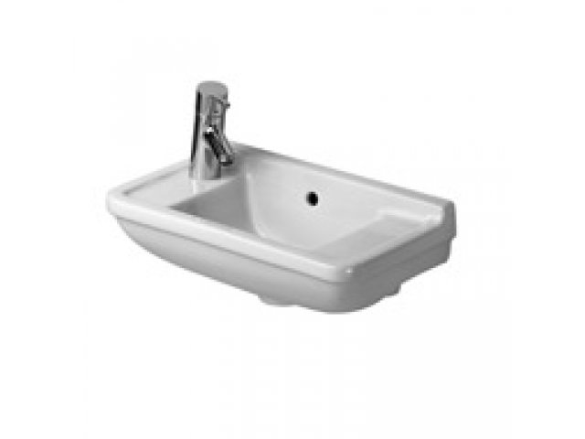 Starck 3 Handrinse Basin Right Taphole