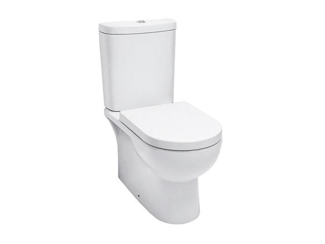 Raymor Atlanta Back to Wall Toilet Suite