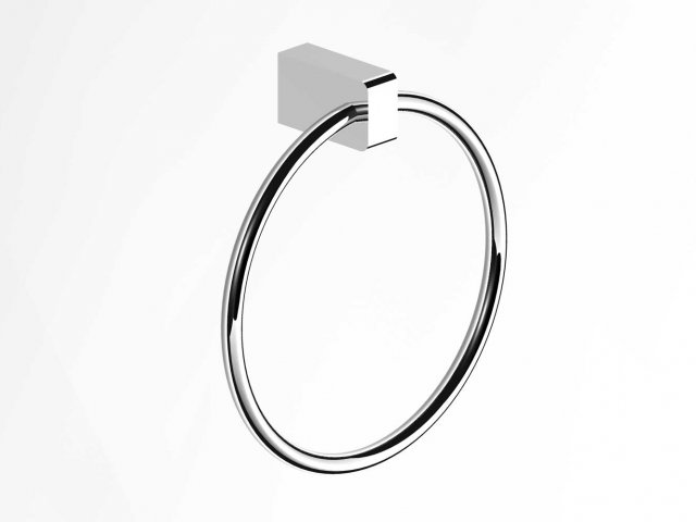 Adesso Edge Towel Ring