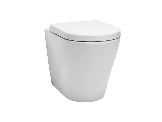 Adesso Edge Wall Faced Toilet Suite
