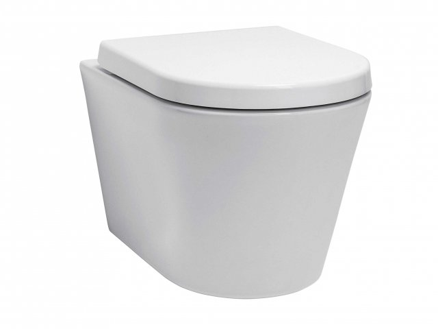 Adesso Edge Wall Hung Toilet Suite