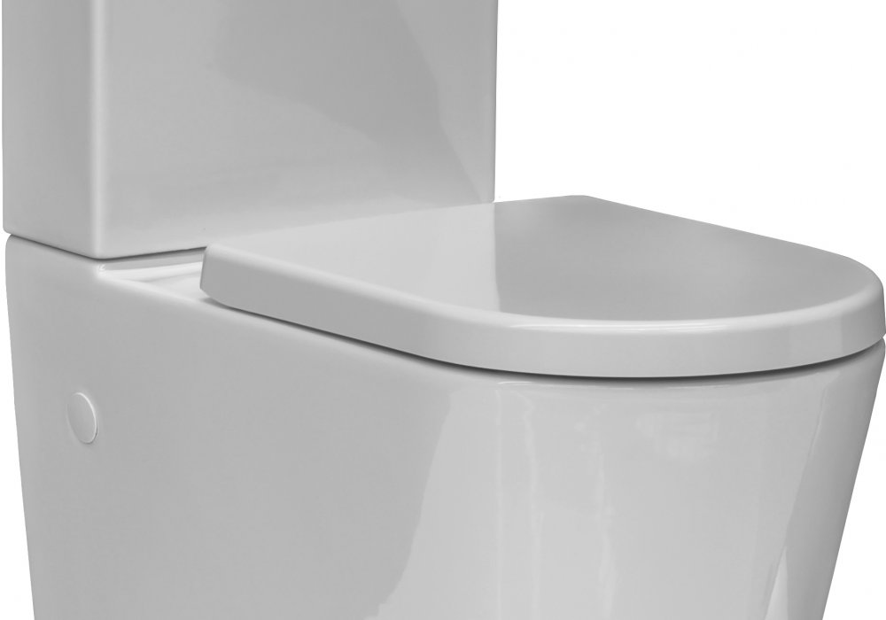 Adesso Elevate - Accessible Toilet