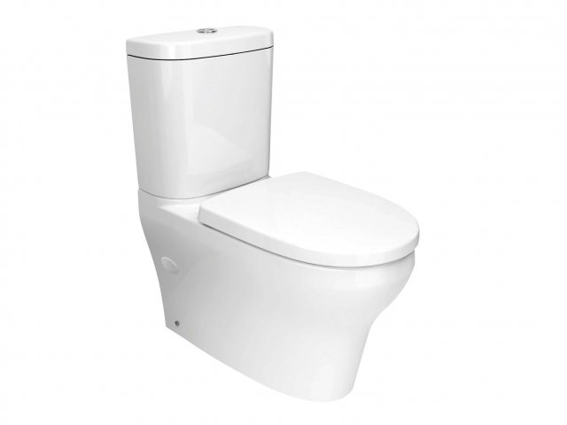 Adesso Mila Classic Back To Wall Toilet Suite