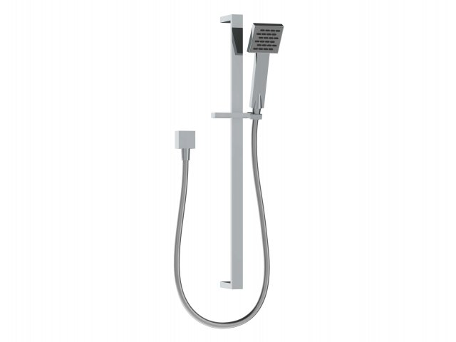 Adesso Mila Single Function Slide Shower, All Pressure