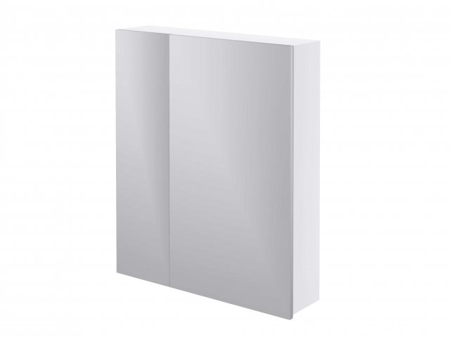 Adesso Mirror Cabinet 600mm Two Door
