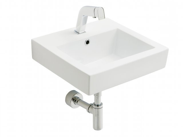 Adesso Urban Edge Wall Basin