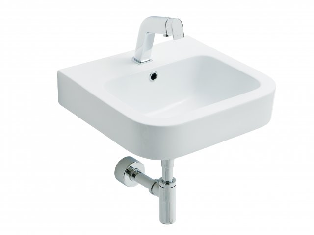 Adesso Urban Soft Wall Hung Small Basin