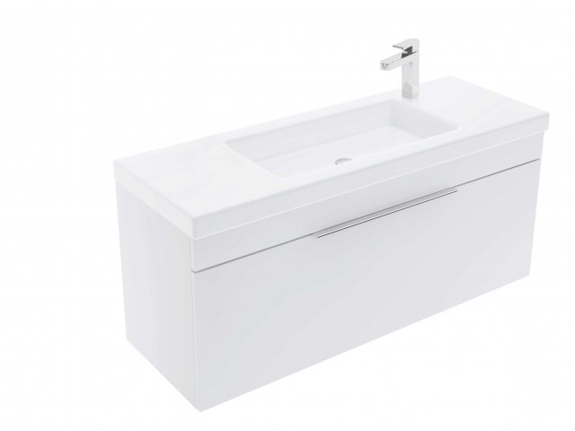 Adesso Urban Wall Hung Vanity 1000mm Slim
