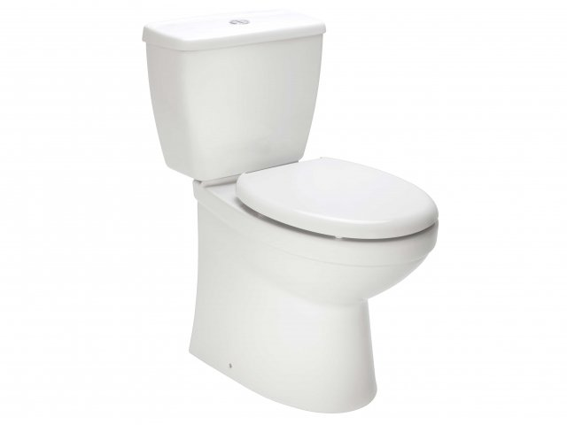 Englefield Ruby Close Coupled Toilet Suite