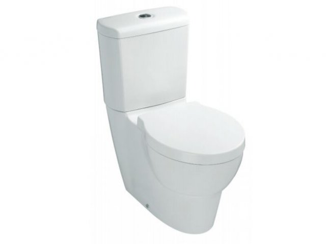 Kohler Ove Raised Height Close Coupled Toilet Suite
