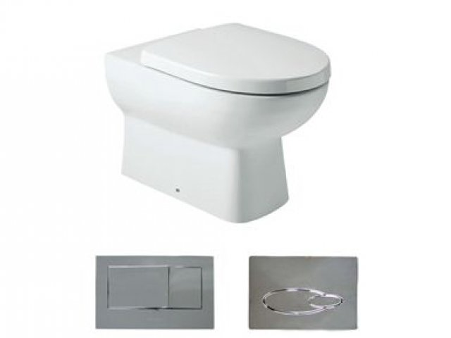 Kohler Panache Wall Faced Toilet