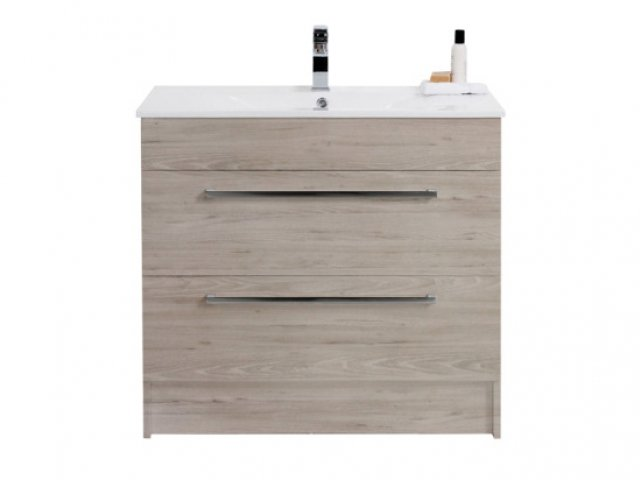 Raymor Boston Floor Standing Vanity 750mm
