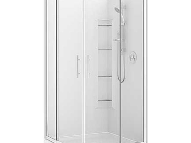 Raymor Brighton Shower — Curved