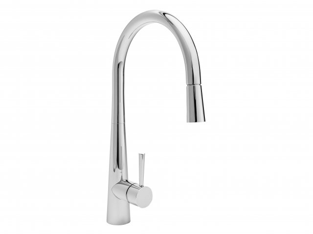 Raymor Broadway Sink Mixer with Pull Out Spray