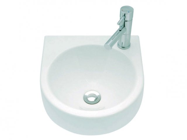 Raymor Ruby Round Wall Hung Basin