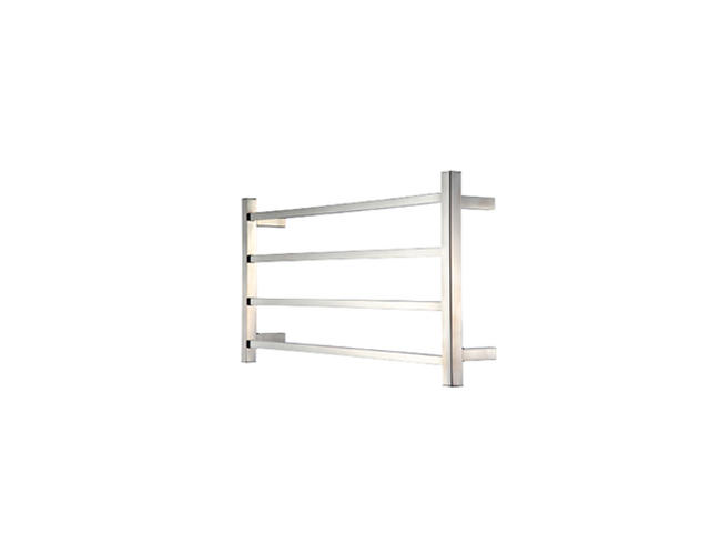 Raymor S-Series Heated Square Towel Rails