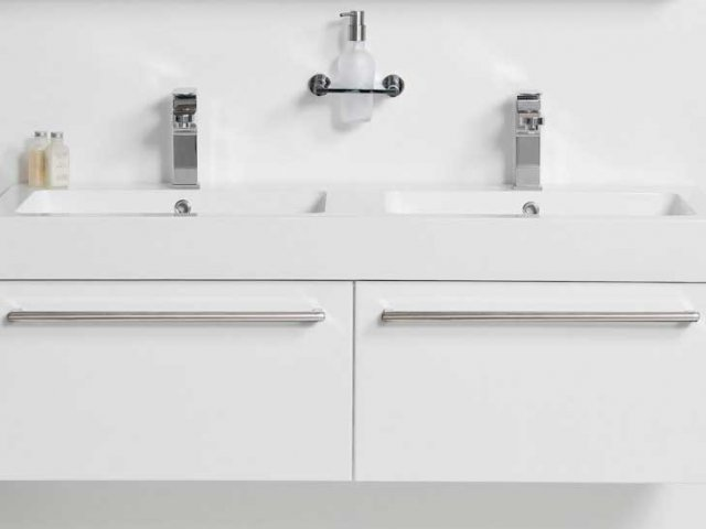 Raymor Tessa Wall Hung Vanity 1200mm