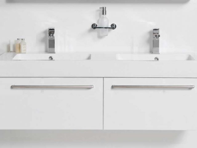 Raymor Tessa Wall Hung Vanity 1800mm