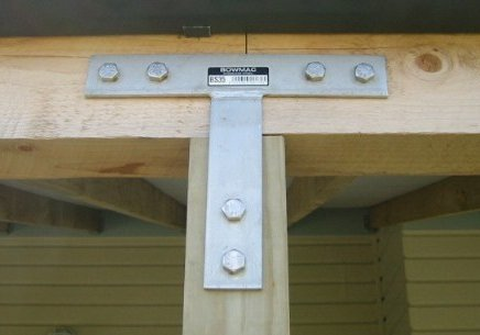 BOWMAC Structural Brackets