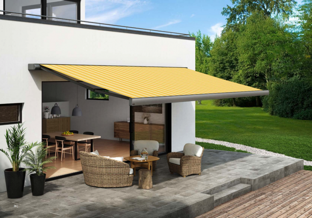 markilux 970 Cassette Awning