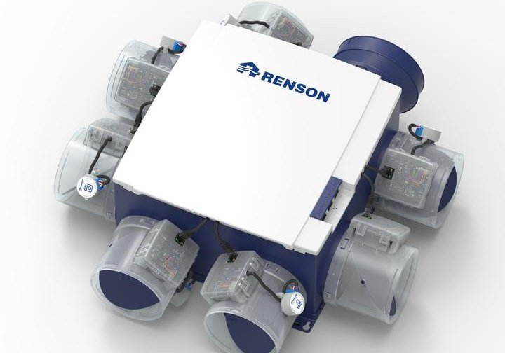 Renson Health Box 3.0 Ventilation